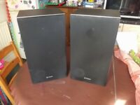 Speakers- pair-Quality- Technics SB90-in firsl class used condition