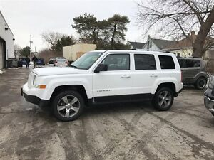 2016 Jeep Patriot High Altitude | LEATHER | ROOF | 4X4 London Ontario image 4