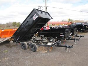 2016 CAM Superline 3.5 TON EXTREME-ROAD-AND-TRAIL DUMP TRAILER Peterborough Peterborough Area image 2