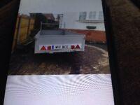 """Trailer 96""""x56 spare wheel, brakes ,good condition £395 ono"""