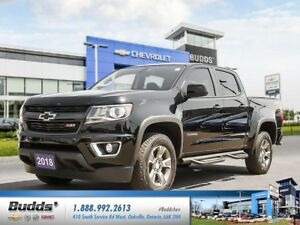 2018 Chevrolet Colorado Z71 SAFETY AND RECONDITIONED