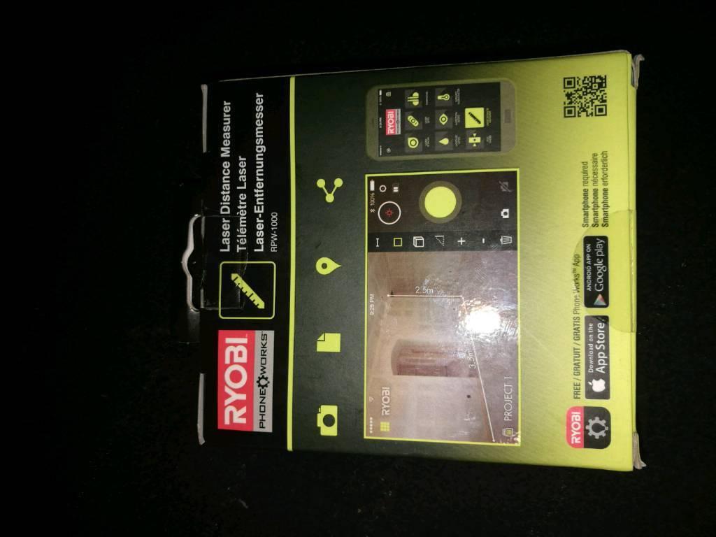 Entfernungsmesser ryobi: entfernungsmesser app selbst.de. rpw 1000. .