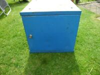 Metal Tool/Storage Box