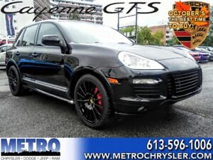 2009 Porsche Cayenne GTS -GPS, SUNROOF & LEATHER