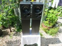 KEF Coda 9 floorstanding speakers