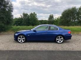 BMW e92 325i Manual Coupe 89k FSH 3 owners