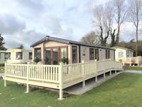 Cheap caravans for sale in Tenby on Kiln Park 2017 site fees included & decking available
