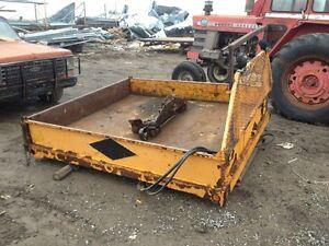 Hydraulic Truck Box (Hoist)