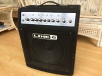 Line 6 Lowdown 150 Bass Amplifier
