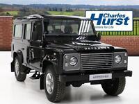 Land Rover Defender 110 TD COUNTY STATION WAGON (black) 2014-11-19