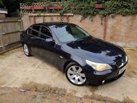 BMW 5 Series 3.0 530i SE 4dr 2003 (53 reg), Saloon