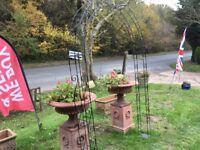Metal Garden Arch - Ideal for Climbing Plants