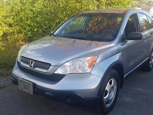 2007 Honda CRV LX AUTO,LOADED,SHARP,P.GROUP,CERTIFIED $6475