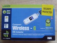 Linksys Wifi USB Adapter