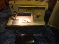 Singer 513 Sewing Machine - Spares or Repair
