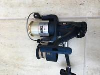 Zebco cool rc730 fishing reel