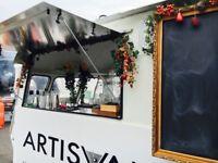 Artisan Bar and Catering van