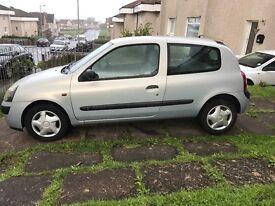 Renault. Clio