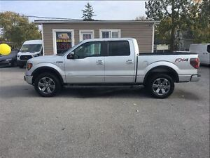 2012 Ford F-150 FX4 SUPERCREW 4WD TRAILER HITCH