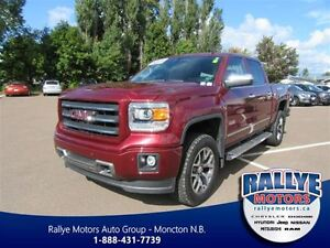 2014 GMC Sierra 1500 SLT! All Terrain! 4x4! Back-Up! Alloy! Nav!