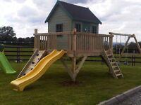 The Jungle playhouse