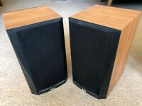 Bowers and Wilkins B&W DM302 Bookshelf Speakers Pair