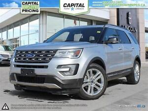 2016 Ford Explorer XLT **Rear Cam-Heated Seats-Nav**