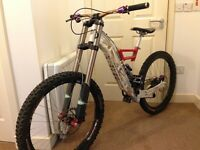 *RARE* Sintesi Bazooka downhill bike