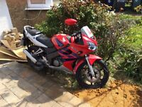 Honda CBR125 For Sale - Low Mileage and Decent Condition