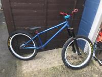 24 inch fly jump bike