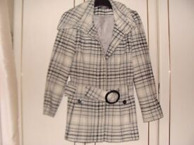 ladies new coat size 10 from jane norman