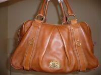Burberry Designer Genuine Satchel Handbag