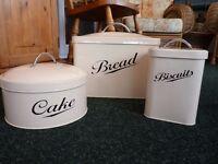 kitchen storage tins