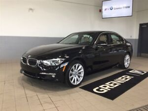 2017 BMW 330I xDrive + Groupe superieur