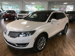 2017 Lincoln MKX Reserve AWD [Tech pack/s-roof/nav/leather]