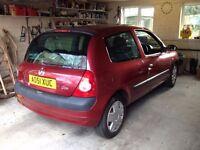 Renault Clio 1.2L Expression