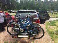 Witter Tilting Towbar 2 bike rack (ZX200)