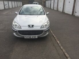Peugeot 407 2.l hdi great condition,