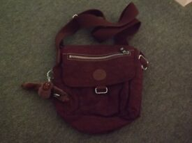 Genuine Kipling handbag with monkey