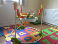 Almost New Jumperoo Fisher Price