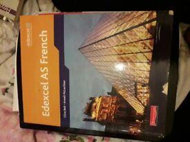 Edexcel AS French