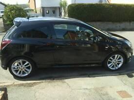 Vauxhall corsa 1.4 sri