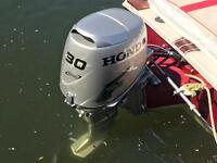 Honda Outboard Engine
