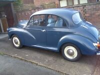 for sale 1969 morris minor 1000