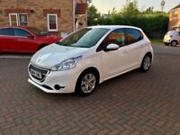 2014 PEUGEOT 208 1.0 ACCESS PLUS, TAX £0, 70 MPG, FULL HISTORY, FULL MOT, HPI CLEAR
