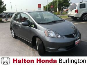 2014 Honda Fit LX|ACCIDENT FREE