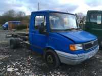 Ldv 400 twin wheels 2.5 diesel 1997 chassis cab