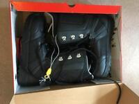 Burton snowboard boots BOXED size 14