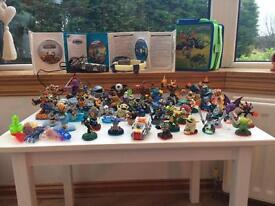 Skylanders large bundle for wii