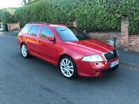 Skoda Octavia VRS 2.0 petrol manual 2006 (200hp)